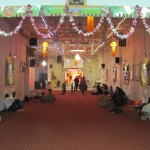 The Shirdi Sai Mandir, Toronto - Meditation Hall - view from entrance