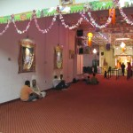 The Shirdi Sai Mandir, Toronto - Meditation Hall - North wall