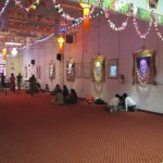 The Shirdi Sai Mandir, Toronto - Meditation Hall - South wall